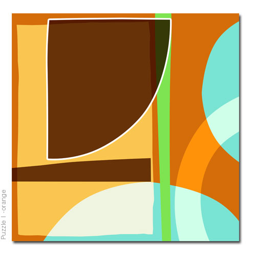 shapes, graphical, simple, modern, colorful, fun, pop, canvas art print